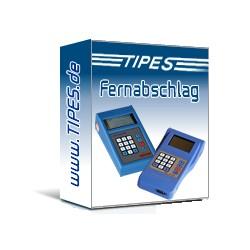 TIPES Fernabschlag Software...