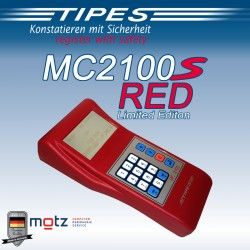 MC2100 S 250 Pack USTB RED